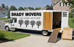 Terry Story, moving company