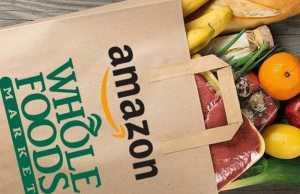Miriam Cross, Amazon, Whole Foods