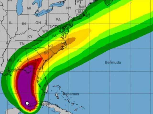 Kim Lankford, Hurricane Preparedness