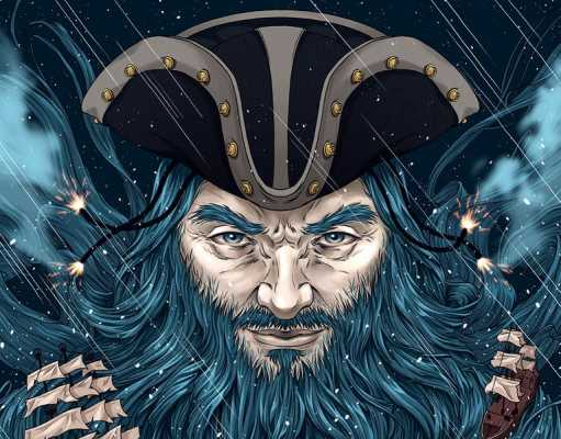 Eric Jay Dolin, Black Flags, Blue Waters, Notorious Pirates, Blackbeard