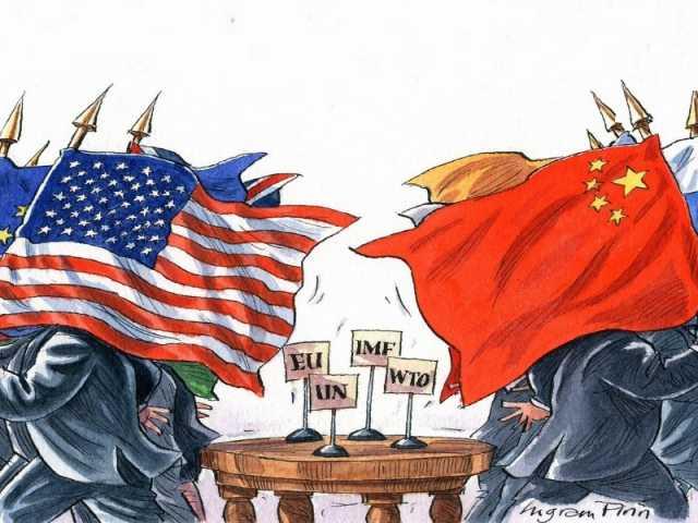 Rick Newman, China Trade War, Trump