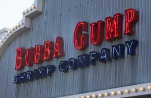 Scott Barnett, Bubba Gump Shrimp Company