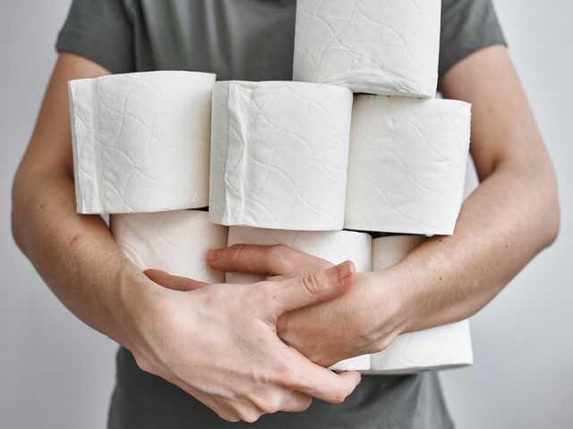 Steve Pomeranz, Toilet Paper Shortage