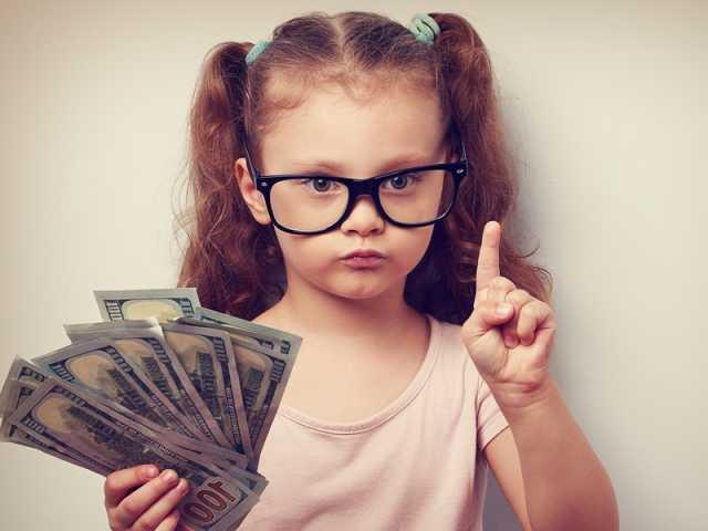 Dr. James Grubman, Future Of Rich Children