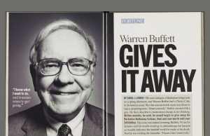 Scott Thompson, Warren Buffett