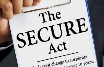 Steve Pomeranz, SECURE Act