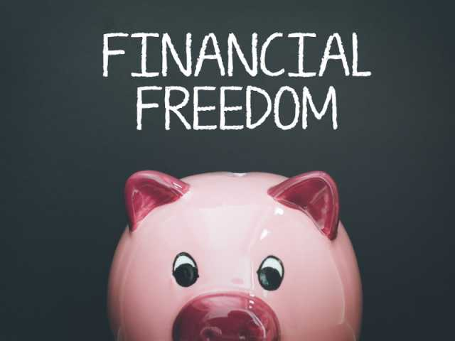 Jonathan Clements, Gaining Financial Freedom