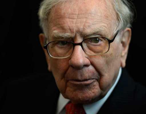 Steve Pomeranz, Warren Buffett